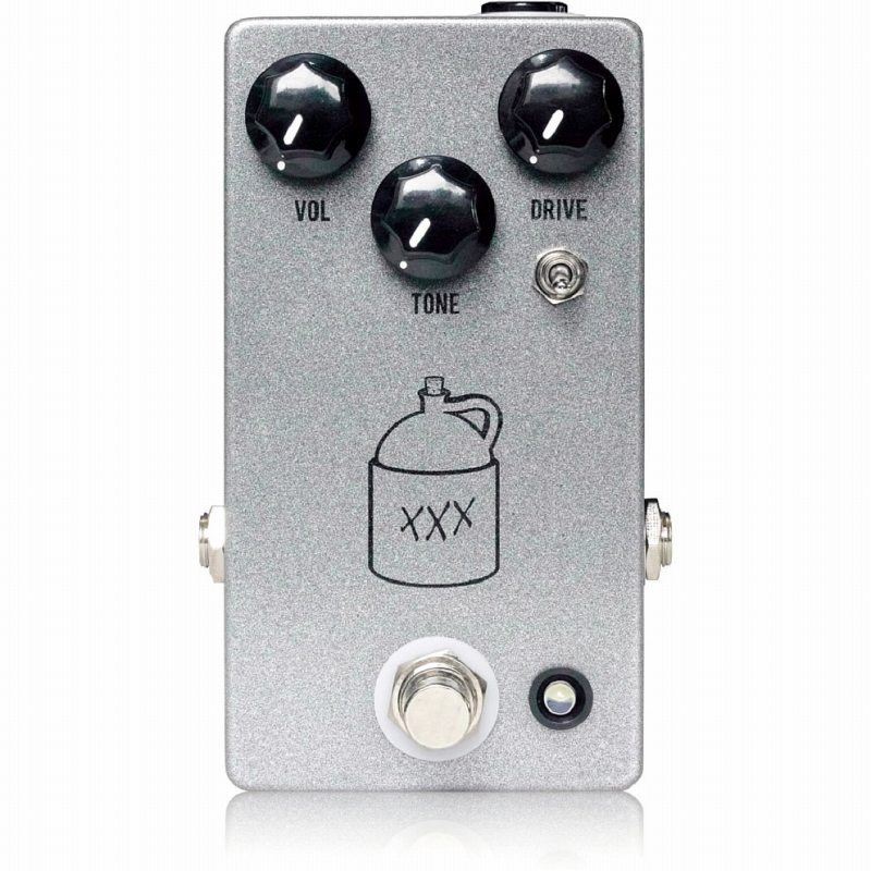 JHS Pedals Moonshine Overdrive 《エフェクター/ オーバードライブ 》【送料無料】【ONLINE STORE】