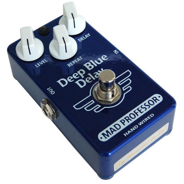 Mad Professor Deep Blue Delay 《エフェクター/ディレイ》【送料無料】【smtb-u】【ONLINE STORE】