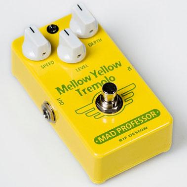 Mad Professor Mellow Yellow Tremolo 《エフェクター/トレモロ》【送料無料】【smtb-u】【ONLINE STORE】