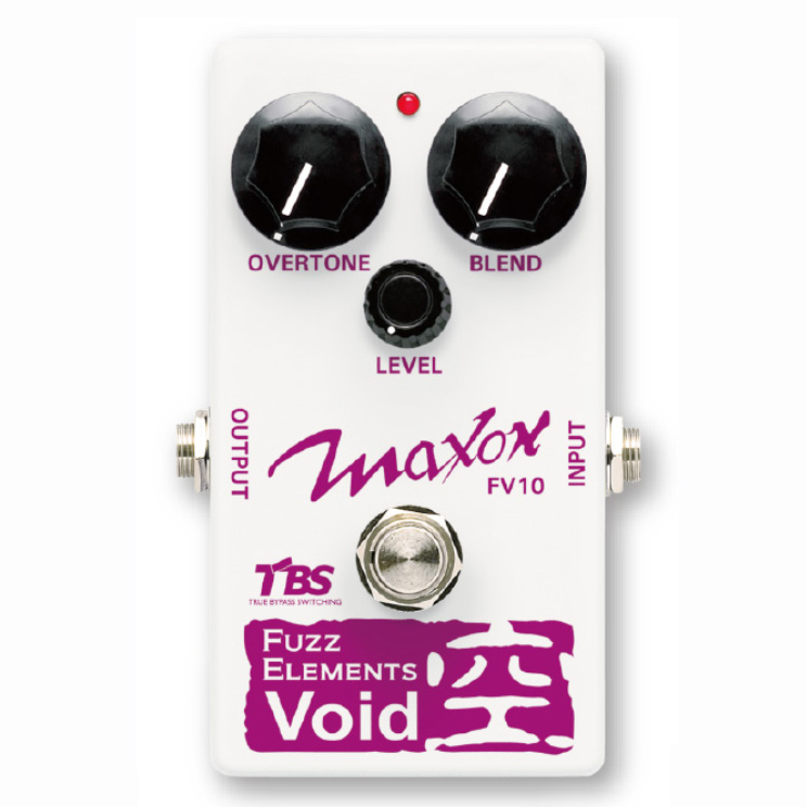 Maxon Fuzz Elements Void
