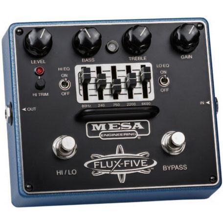 Mesa Boogie FLUX-FIVE 《エフェクター/ オーバードライブ》【送料無料】【ONLINE STORE】