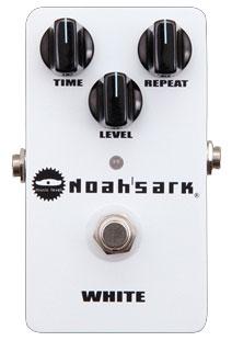 Noah'sark WHITE -Digital Delay- 《エフェクター/デジタルディレイ》【送料無料】【smtb-u】【ONLINE STORE】