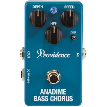 Providence ANADIME BASS CHORUS ABC-1 《ベース用エフェクター/コーラス》【ONLINE STORE】