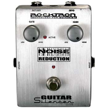 Rocktron Guitar Silencer 《エフェクター/ ノイズ・リダクション 》【送料無料】【ONLINE STORE】