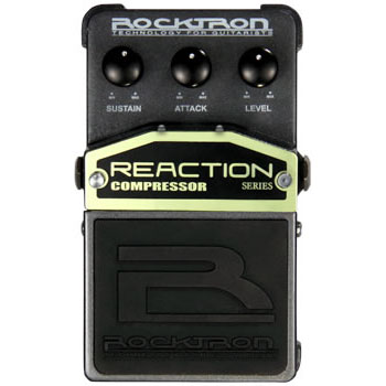Rocktron Reaction Compressor 《エフェクター/ コンプレッサー 》【送料無料】【ONLINE STORE】