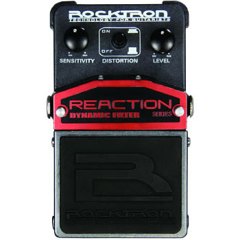Rocktron Reaction Dynamic Filter 《エフェクター/ ダイナミック・フィルター 》【送料無料】【ONLINE STORE】