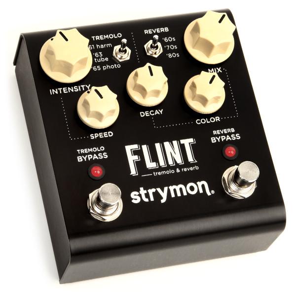 strymon FLINT 《エフェクター/トレモロ/リバーブ》【送料無料】【ONLINE STORE】