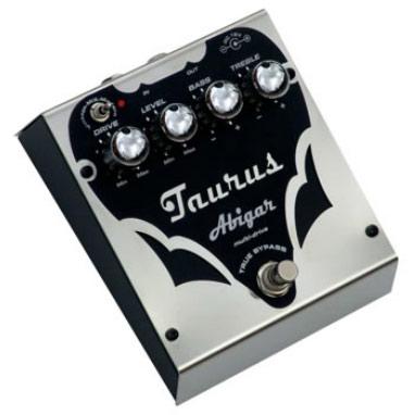 Taurus Abigar SilverLine ABIGARSL《エフェクター/マルチ・ドライブ》【送料無料】【ONLINE STORE】