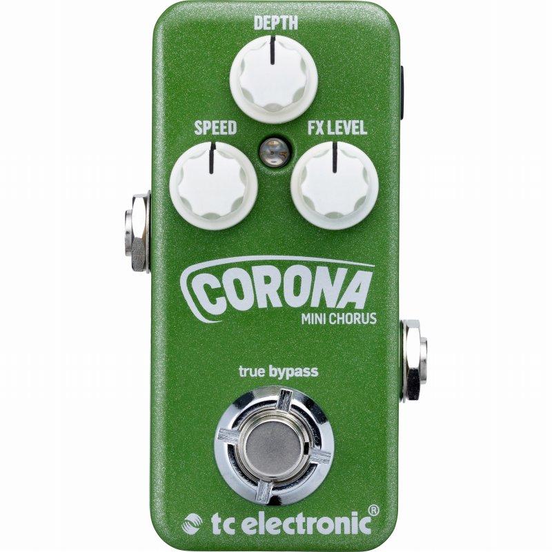 TC ELECTRONIC Corona Mini Chorus (エフェクター/コーラス)(TonePrint対応)【送料無料】【G-CLUB渋谷】