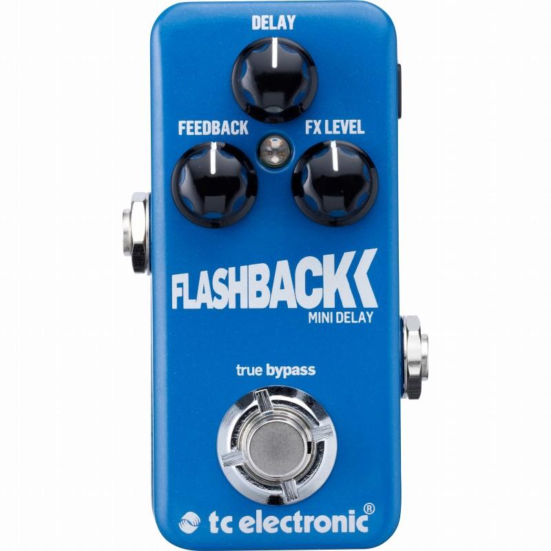 TC ELECTRONIC Flashback Mini Delay (エフェクター/ディレイ)(TonePrint対応)【送料無料】【G-CLUB渋谷】
