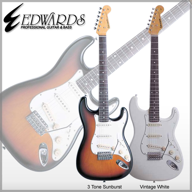 Edwards E-SE-100R/LT 【送料無料】【受注生産品】【ONLINE STORE】