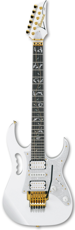 Ibanez Signatures Guitar Series JEM7V-WH [Steve Vai / スティーヴ・ヴァイ](福ケース付)【ONLINE STORE】