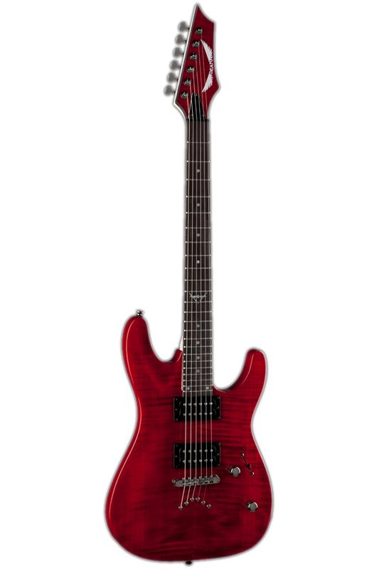 DEAN Custom C350 (Trans Red)[C350 TRD]【送料無料】【ONLINE STORE】