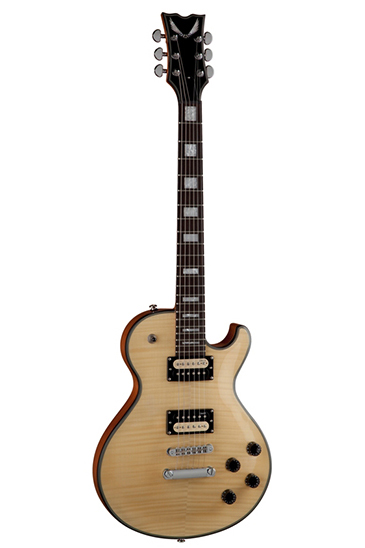 DEAN Thoroughbred Deluxe (Gloss Natural)[TB DLX GN]【送料無料】【ONLINE STORE】