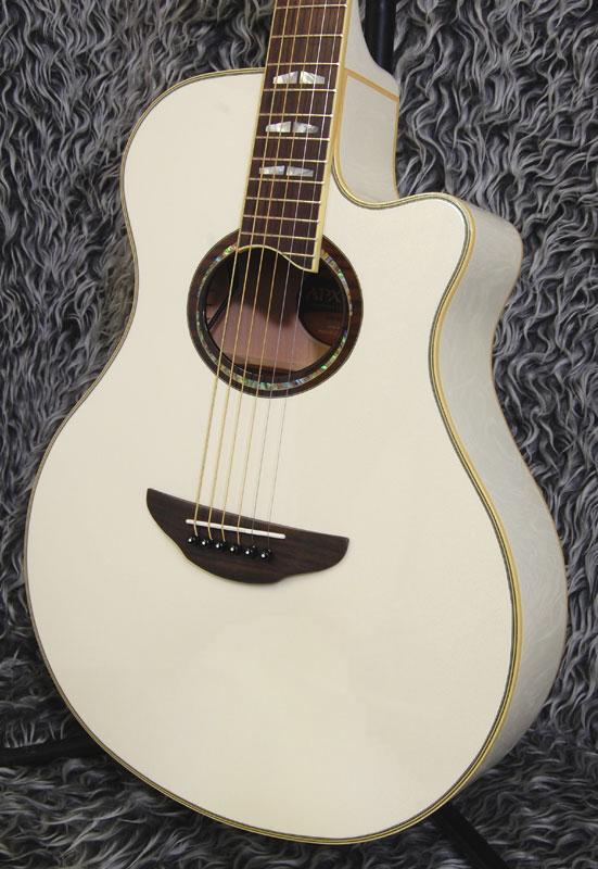 YAMAHA APX1000PW ヤマハ エレクトリックアコースティックギター【送料無料】【ONLINE STORE】