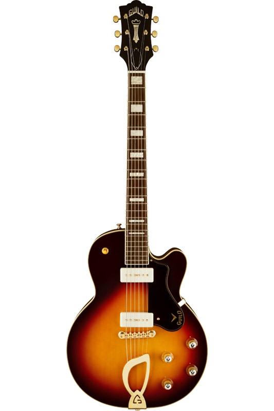 Guild Newark St. Collection M-75 Aristocrat (Antique Burst)【送料無料】【ONLINE STORE】