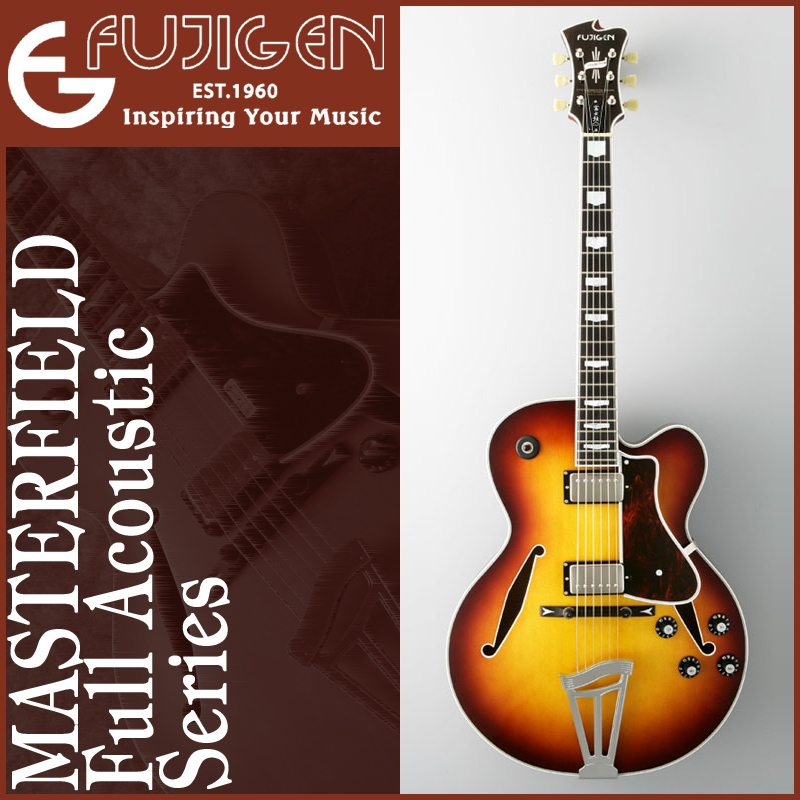 Fujigen(フジゲン) FULL ACOUSTIC MASTERFIELD Series / MFA-HH/JB【送料無料】【ONLINE STORE】