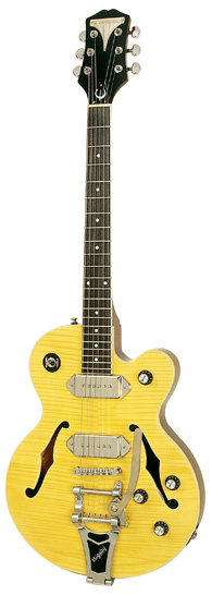 Epiphone WILDKAT with Bigsby Tremolo (Antique Natural)[ETBKANCB1]【送料無料】【ONLINE STORE】