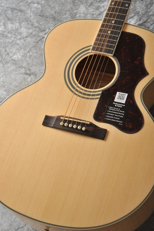 登場! Epiphone EJ-200 Artist (Natural)[EAEANANH3]《アコースティックギター》【送料無料】【ご予約受付中】【ONLINE STORE】, キッチン&生活雑貨のQOLショップ f2341745