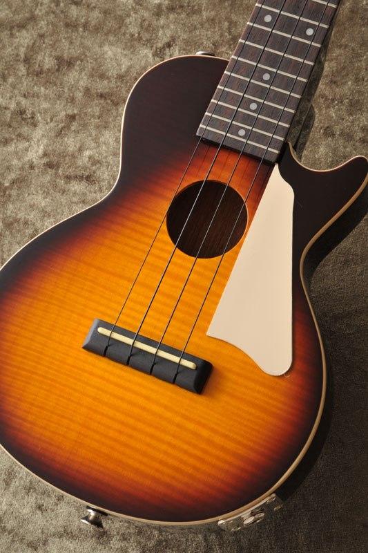 Epiphone Les Paul Acoustic/Electric Concert Ukulele (Vintage Sunburst)