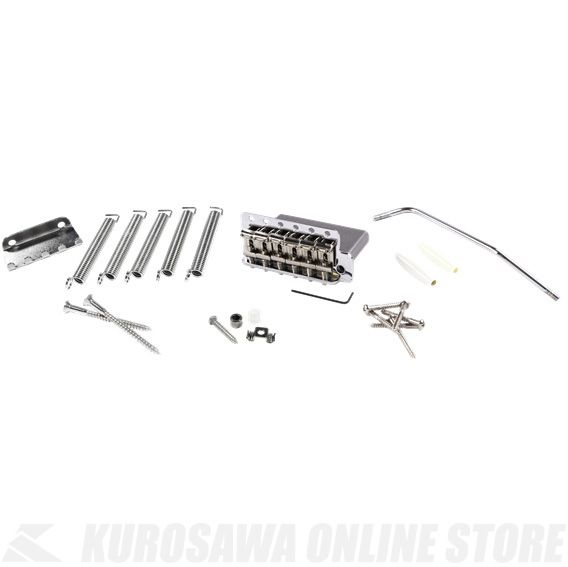 Fender Pure Vintage Stratocaster Tremolo Assembly, Nickel 《ギターパーツ/ブリッジ》【ご予約受付中】【ONLINE STORE】