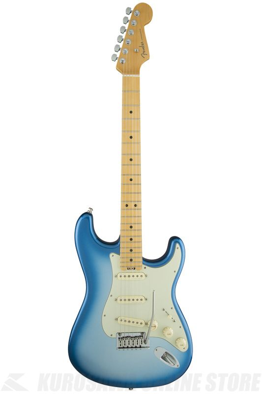 Fender American Elite Stratocaster, Maple Fingerboard, Sky Burst Metallic《エレキギター》【ONLINE STORE】