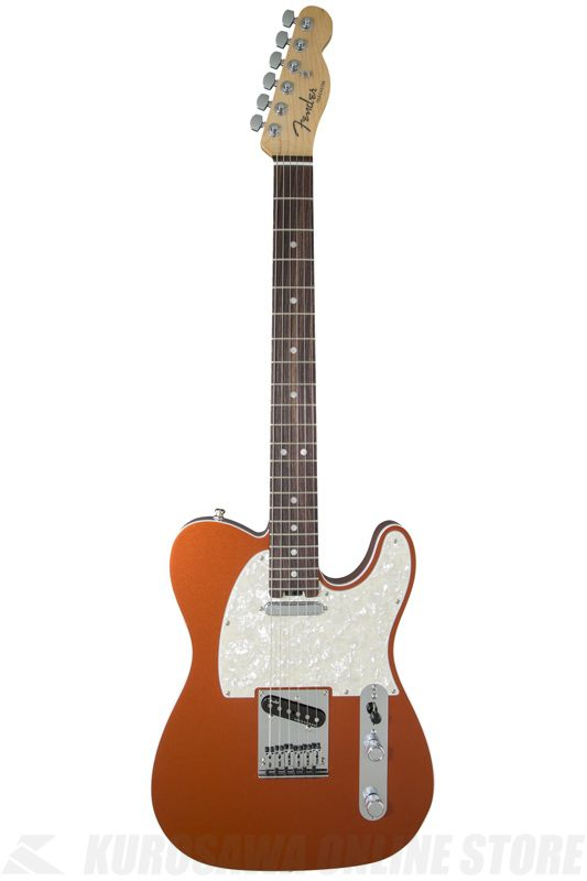 Fender American Elite Telecaster, Rosewood Fingerboard, Autumn Blaze Metallic《エレキギター》【ご予約受付中】【ONLINE STORE】