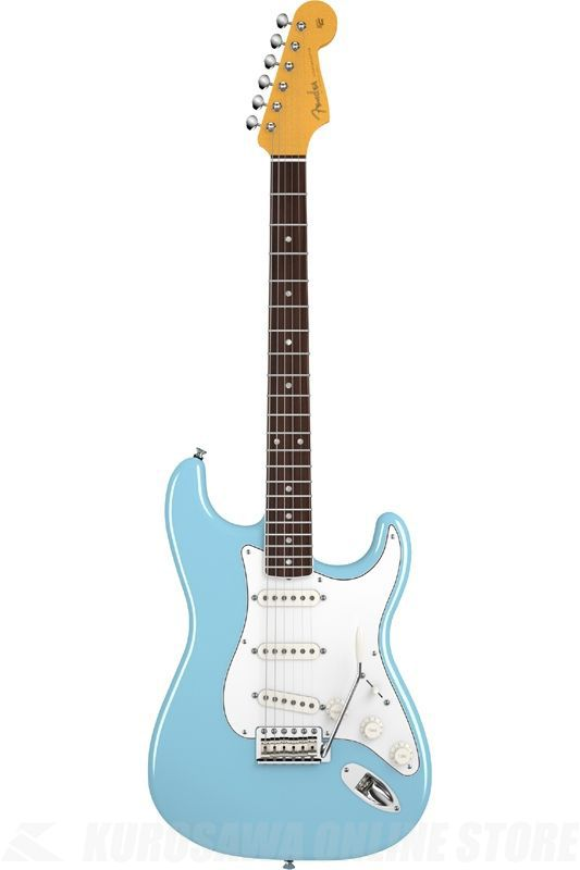 Fender Artist Series / Eric Johnson Stratocaster, Rosewood Fingerboard, Tropical Turquoise《エレキギター》【ご予約受付中】【ONLINE STORE】