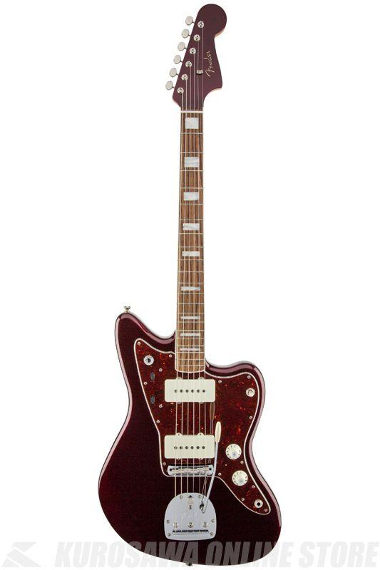 Fender Troy Van Leeuwen Jazzmaster, Bound Rosewood Fingerboard, Oxblood 《エレキギター》【ONLINE STORE】