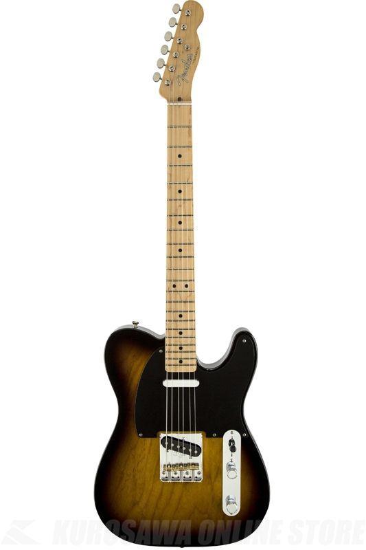 Fender Classic Series / Classic Player Baja Telecaster, Maple Fingerboard, 2-Color Sunburst《エレキギター》【ご予約受付中】【ONLINE STORE】