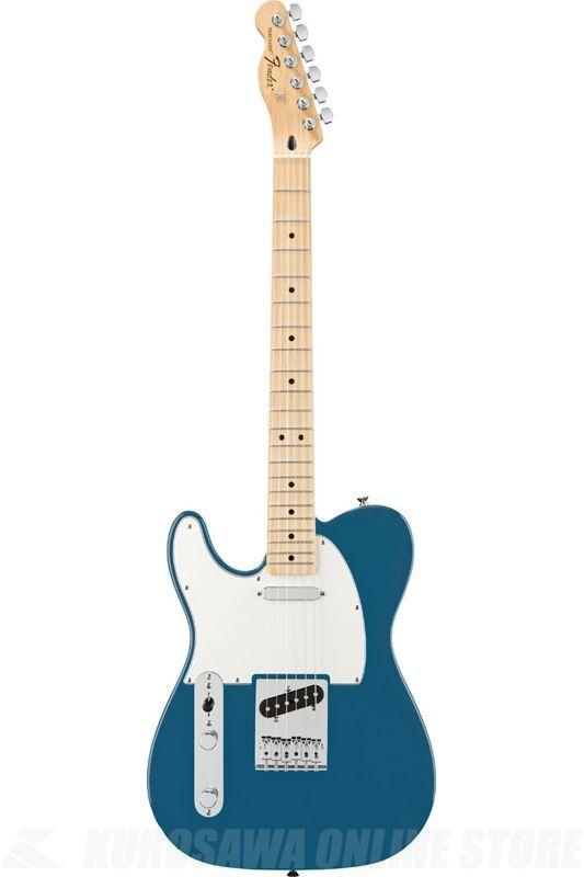Fender Standard Series / Standard Telecaster Left-Handed, Maple Fingerboard, Lake Placid Blue《エレキギター》【ご予約受付中】【ONLINE STORE】