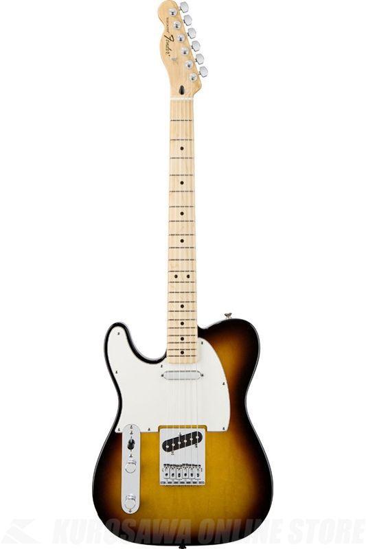Fender Standard Series / Standard Telecaster Left-Handed, Maple Fingerboard, Brown Sunburst《エレキギター》【ご予約受付中】【ONLINE STORE】