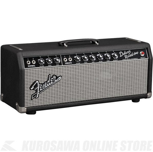 新到着 Fender 65 65 Deluxe Reverb Head Reverb【アンプ Head】《フェンダー》【ONLINE STORE】, カミノカワマチ:551eb897 --- canoncity.azurewebsites.net