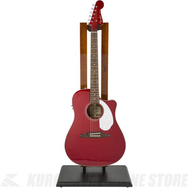 Fender Hanging Guitar Stand, Cherry with Black Base《ギタースタンド》(ご予約受付中)【ONLINE STORE】
