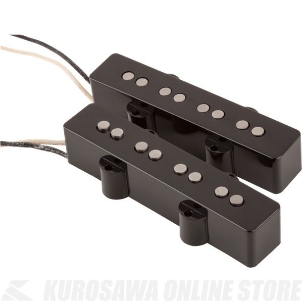 Fender Custom Shop Custom '60s Jazz Bass Pickups《ピックアップ/ジャズベース用》【ONLINE STORE】
