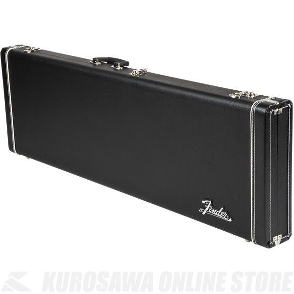 Fender Pro Series Precision Bass/Jazz Bass Case (Black) 《ベース》【ONLINE STORE】