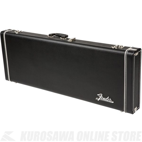 Fender Pro Series Stratocaster/Telecaster Case - Black with Black Acrylic Interior 《ギターケース/ハードケース》(ご予約受付中)【ONLINE STORE】