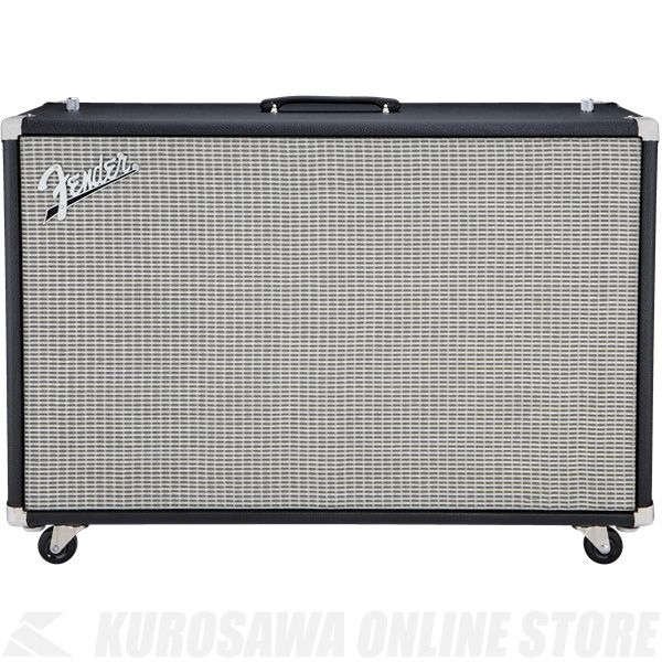Fender Super-Sonic 60 212 Enclosure, Black《キャビネット》【ONLINE STORE】