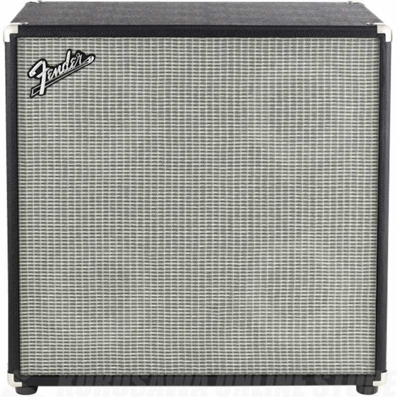 正規認証品 新規格 キャビネット 《フェンダー》 ご予約品 Fender Amplifier Bassman PRO Series Black《キャビネット》 ONLINE 410 Neo STORE ご予約受付中