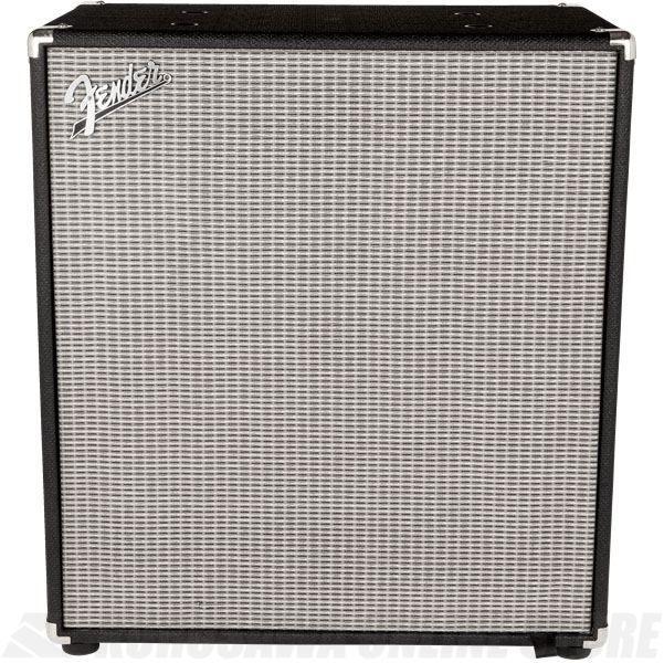 Fender Rumble 410 Cabinet (V3), Black/Silver 《ベース》【ご予約受付中】【ONLINE STORE】