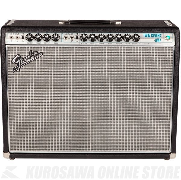 Fender Amplifier '68 Custom Twin Reverb, 100V JP 《アンプ/ギターアンプ》【ONLINE STORE】