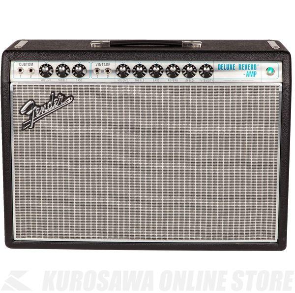 Fender Amplifier '68 Custom Deluxe Reverb, 100V JP 《アンプ/ギターアンプ》【ご予約受付中】【ONLINE STORE】