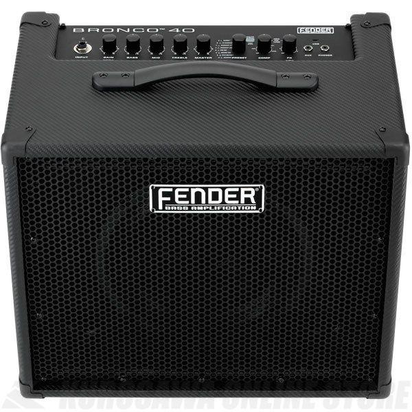 Fender Bronco 40, 100V JPN 《ベース》【ONLINE STORE】