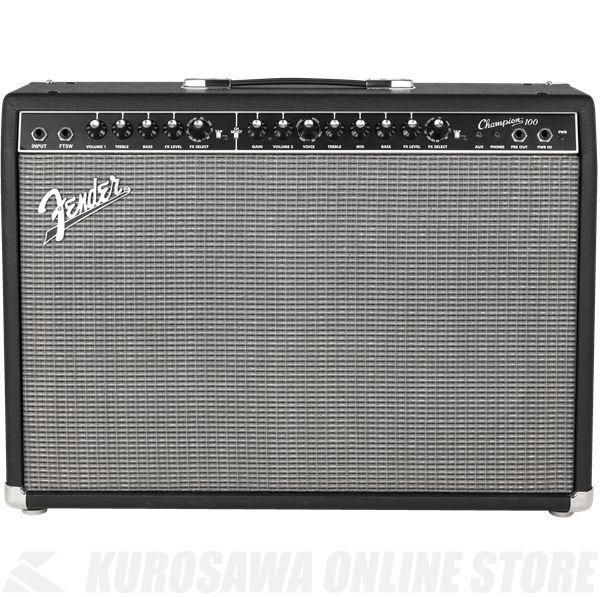 Fender Champion 100 【アンプ】《フェンダー》【ご予約受付中】【ONLINE STORE】
