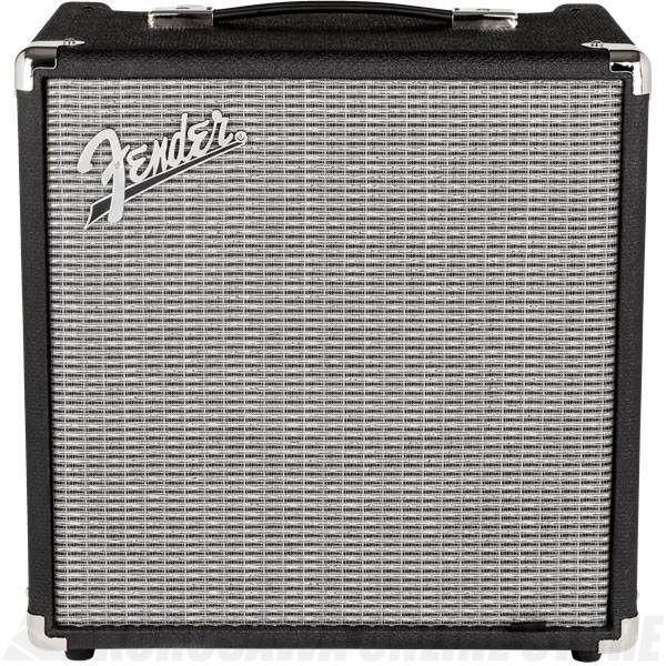 Fender Rumble 25 (V3), 100V JPN, Black/Silver 《ベース》【ONLINE STORE】