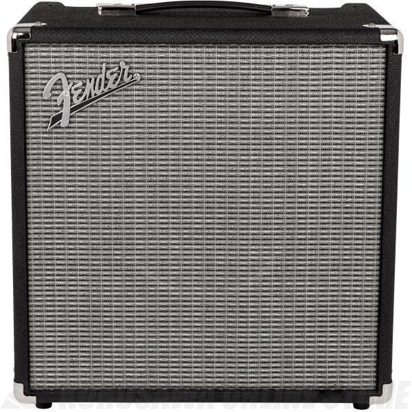 Fender Rumble 40 (V3), 100V JPN, Black/Silver 《ベース》【ONLINE STORE】