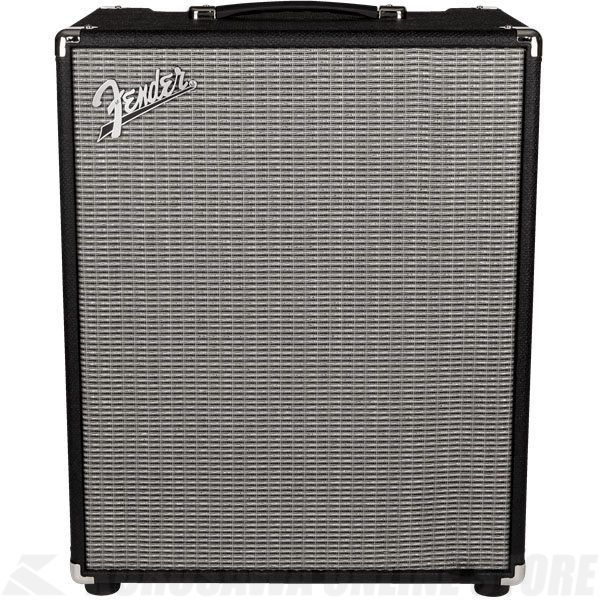 Fender Rumble 200 (V3), 100V JPN, Black/Silver 《ベース》【ONLINE STORE】