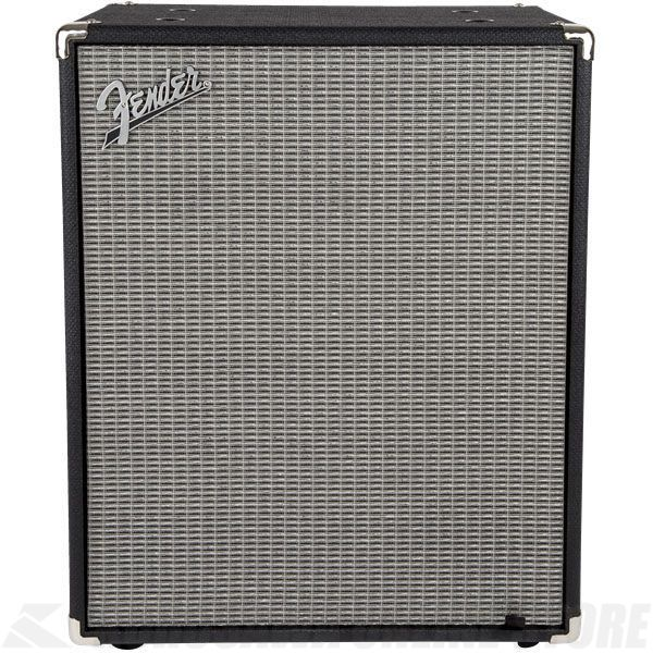 Fender Rumble 210 Cabinet, Black and Silver 《ベース》【ONLINE STORE】