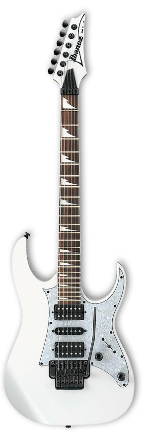Ibanez RG Series RG350DXZ-WH (White) 《エレキギター》 【送料無料】(次回入荷未定)【クロサワ楽器池袋店WEB SHOP】