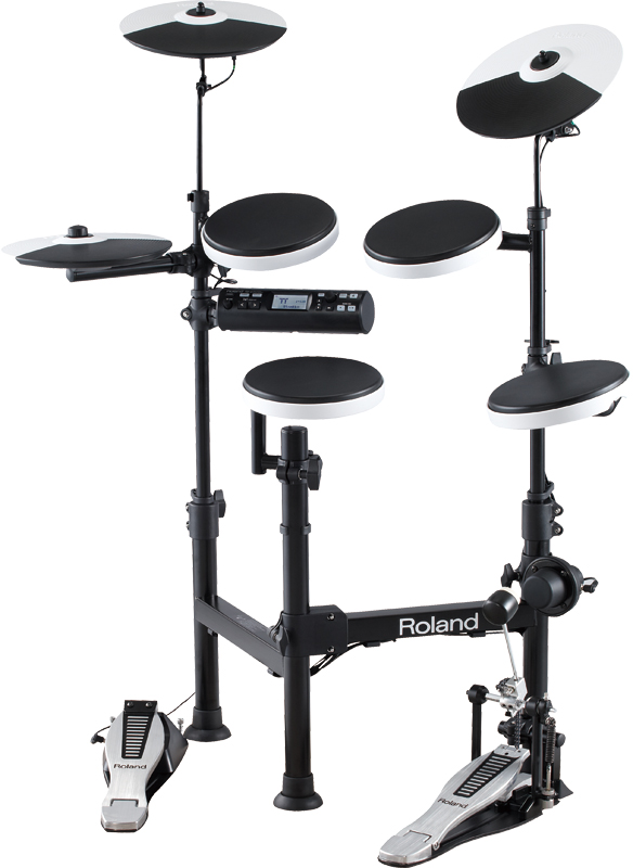Roland TD-4KP-S V-Drums Portable 【ローランド】【電子ドラム】【送料無料】【クロサワ楽器池袋店WEB SHOP】